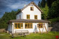 Dom pri lese Novoveská Huta