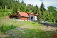 Dom v rekreačnej oblasti Zahura Sp. Vlachy