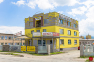 Lukratívny podnikateľský areál (8437 m2) Spišská Nová Ves
