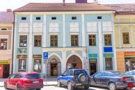 Obchodné priestory (120 m2) námestie Sp. Nová Ves