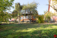Atraktívny pozemok (389 m2) s chatou Smižany
