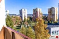Rezervovaný Byt 2+1 (53 m2) s loggiou sídl. Mier Sp. Nová Ves