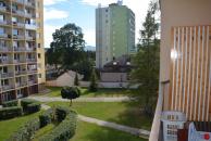 Byt 1+1 (38m2) + 2x loggia, centrum, Spišská Nová Ves