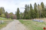Rekreačný pozemok (616 m2) Zahura