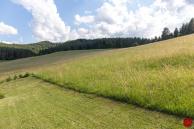 Rekreačný pozemok (1201 m2) Zahura
