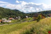 Stavebné pozemky - rekreačné domy Levočská dolina