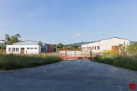 Podnikateľský areál s 2 halami (1,7 ha) Levoča