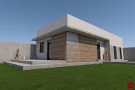 RD 3-izbový bungalov, pozemok 525 m2 Odorín
