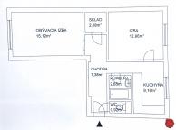 Byt 2+1 (52 m2), centrum Spišská Nová Ves