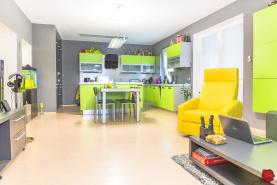 rezervovaný Elegantný 4-izbový byt s terasou Sp. Nová Ves