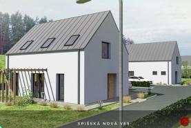 Rekreačná chata - Novostavba Malé Pole Sp. Nová Ves