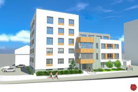 Novostavba 3-izbový byt (75 m2) centrum Sp. Nová Ves