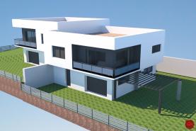 Novostavba RD 4+1 s garážou (400 m2) Smižany