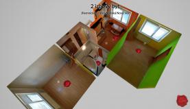 REZERVOVANÝ Byt 2+1 (49 m2) sídl. Mier v Spišská Nová Ves