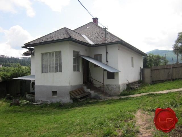 Dom na bývanie aj rekreáciu, Druhý Hámor, časť Nálepkovo