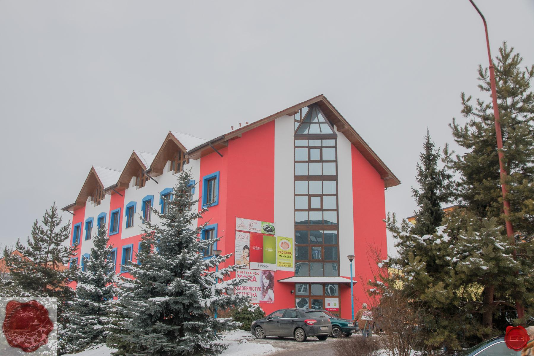 Multifunkčný priestor v centre Sp. Nová Ves