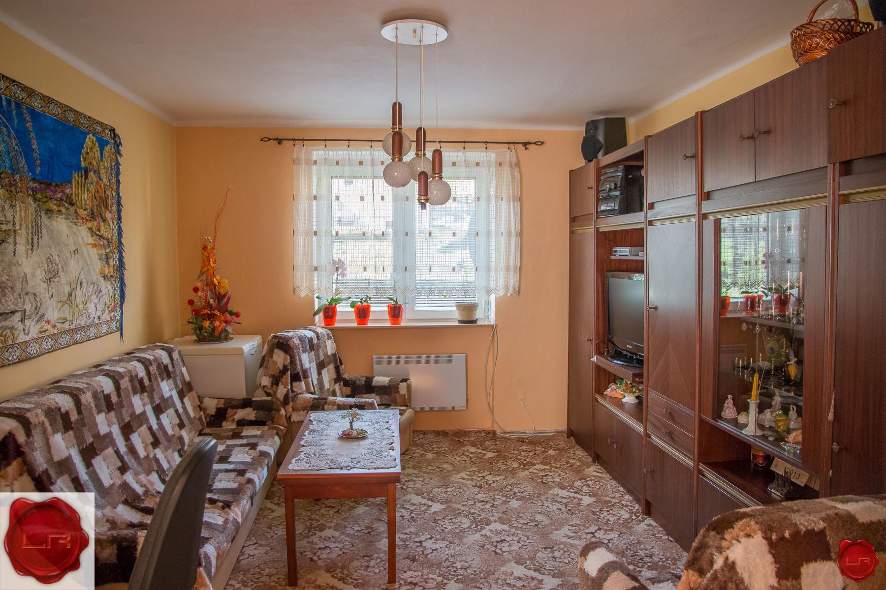 Byt 2+1 (54 m2)+ garáž v obci Rudňany
