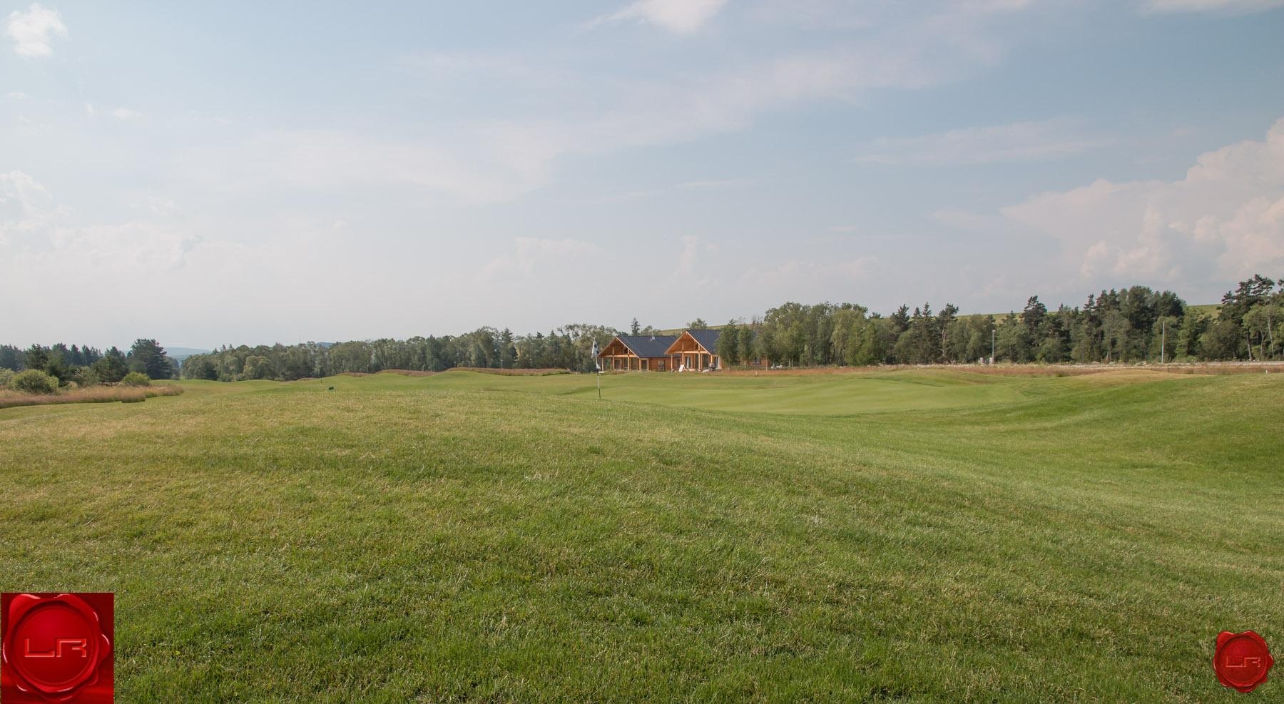 Stavebné pozemky na golfovom ihrisku, Veľká Lomnica