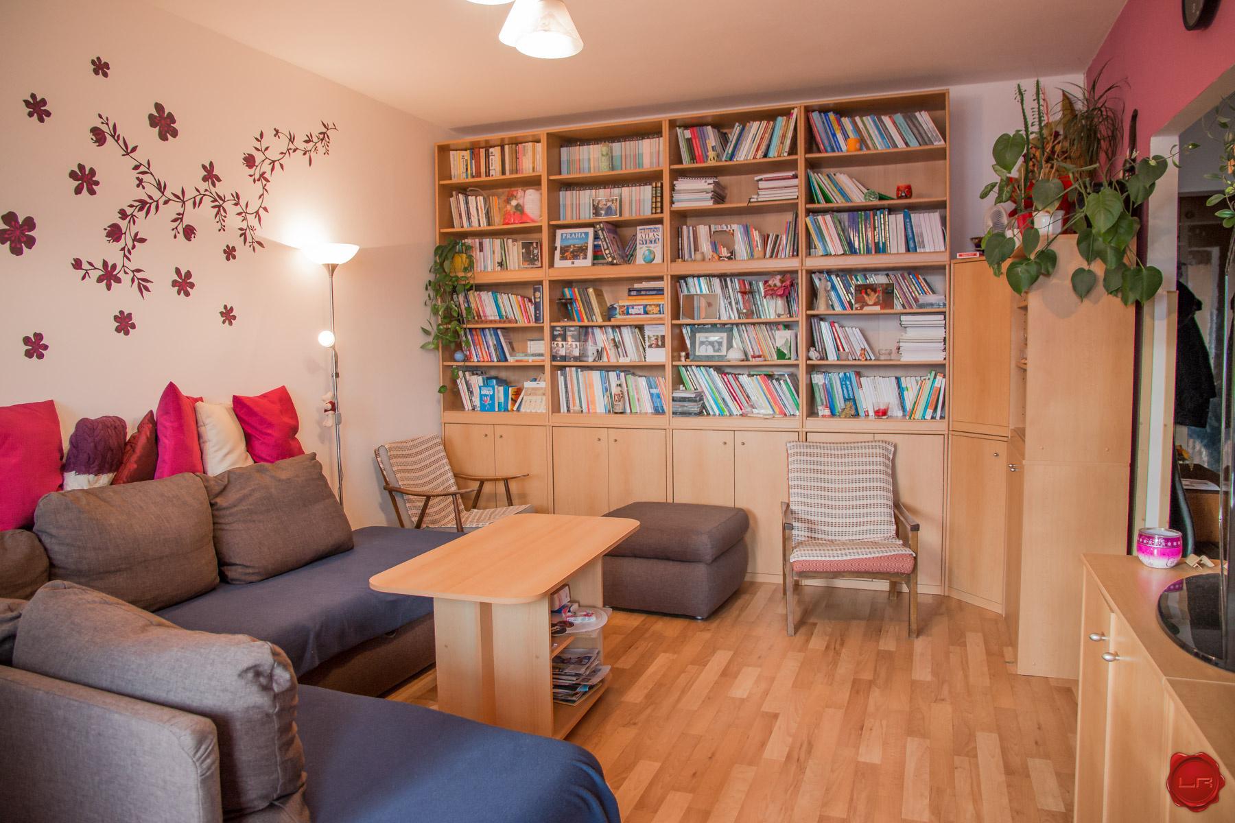 Byt 4+1 (82 m2) s balkónom, sídl. Západ I. Sp. Nová Ves