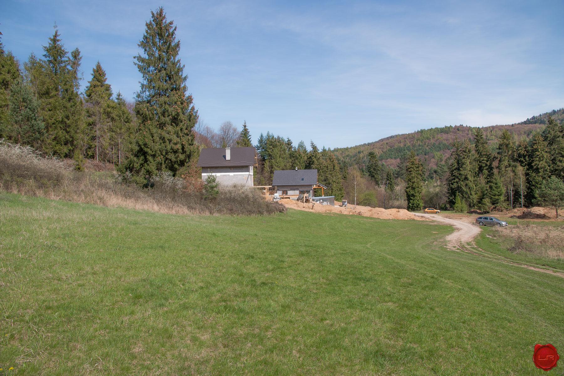 Slnečné pozemky (600 m2) Zahura Sp. Vlachy