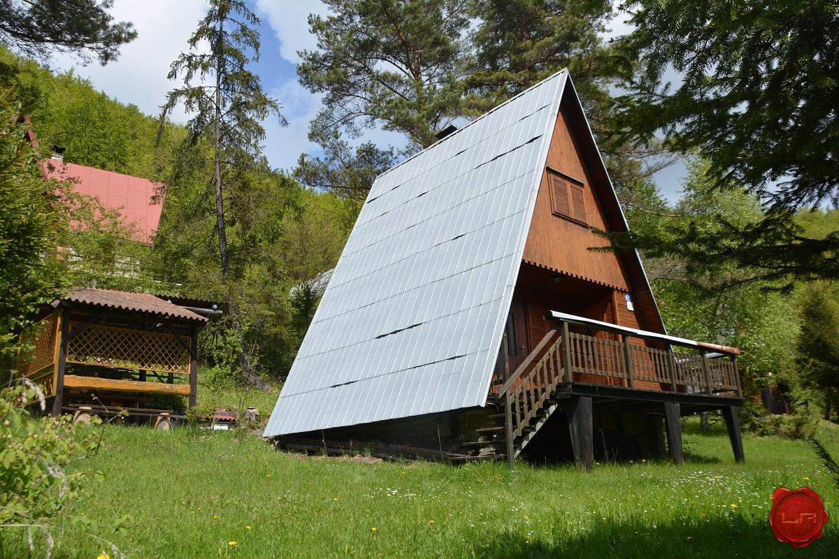 PRE RELAX TO PRAVÉ!! Chata (60m²), Poráčska dolina