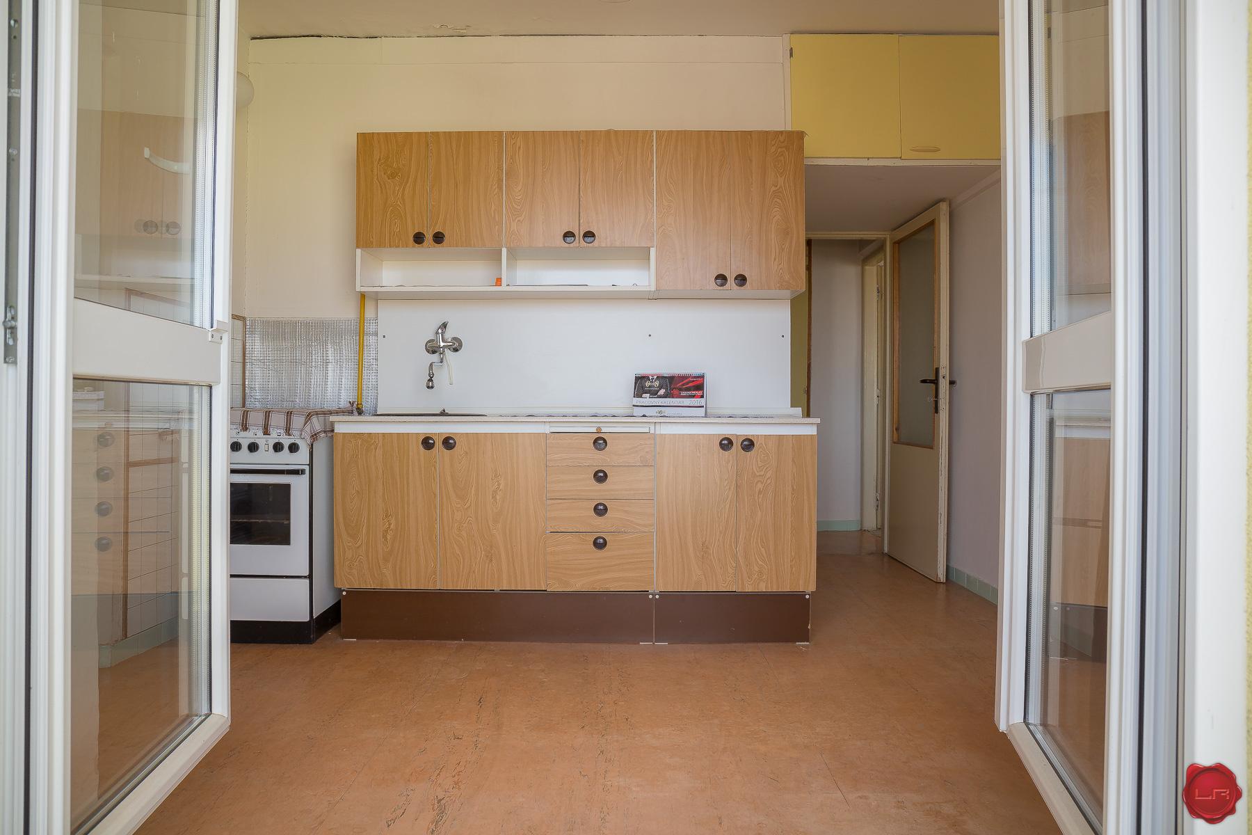 REZERVOVANÝ Byt 3+1 (66 m2) s loggiou, ul. Za Hornádom, Sp. Nová Ves