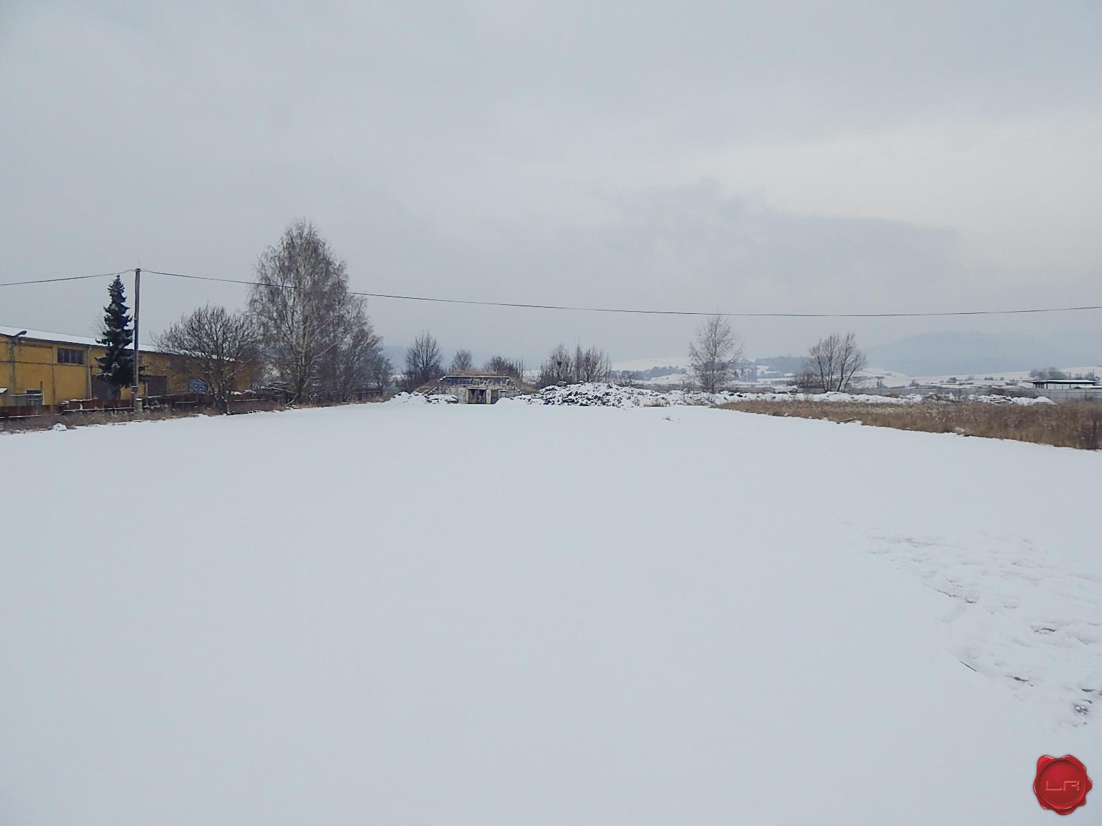 Pozemok na výrobné účely Spišská Nová Ves