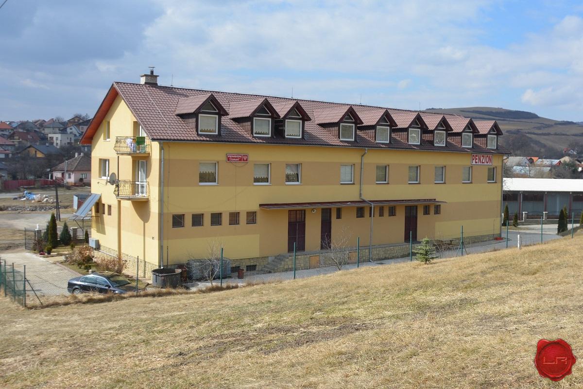 Penzión na prenájom, Levoča