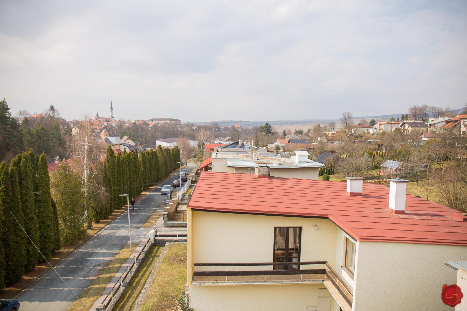 Trojpodlažný dom tichá lokalita Levoča