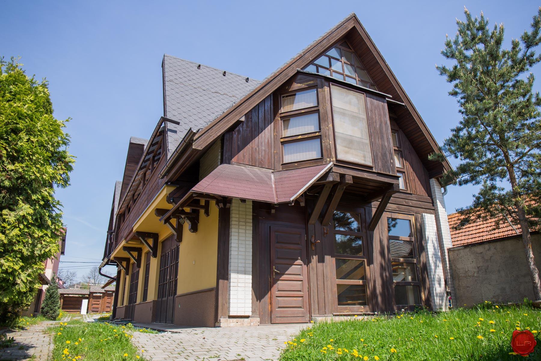 Atraktívny meštiansky dom - penzión Ľubica