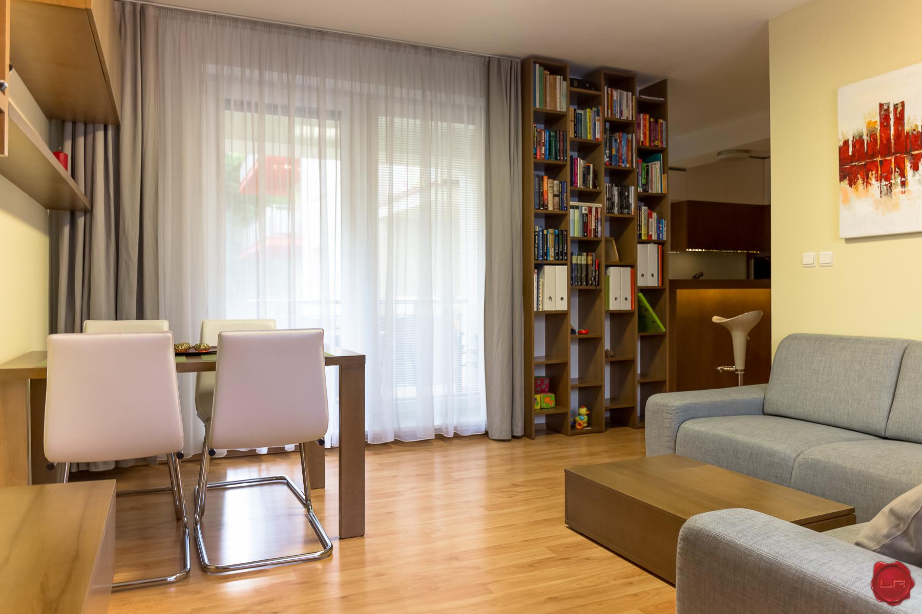 predané Elegantný 3-izbový byt Žilina - Vlčince