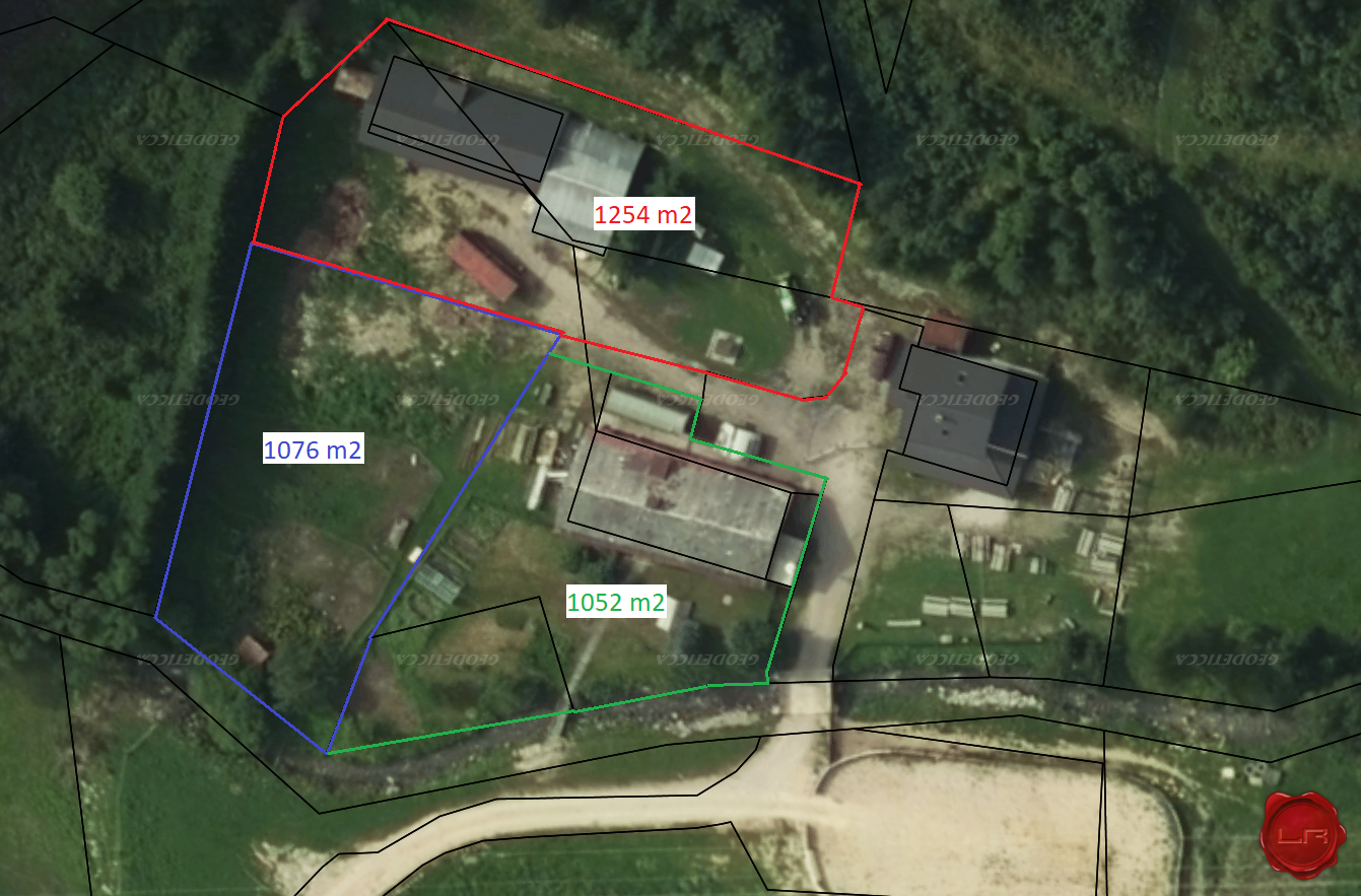 Atraktívny pozemok (1076 m2) Novoveská Huta