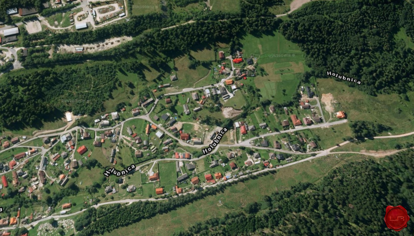 Pozemok (4000 m2) Novoveská Huta