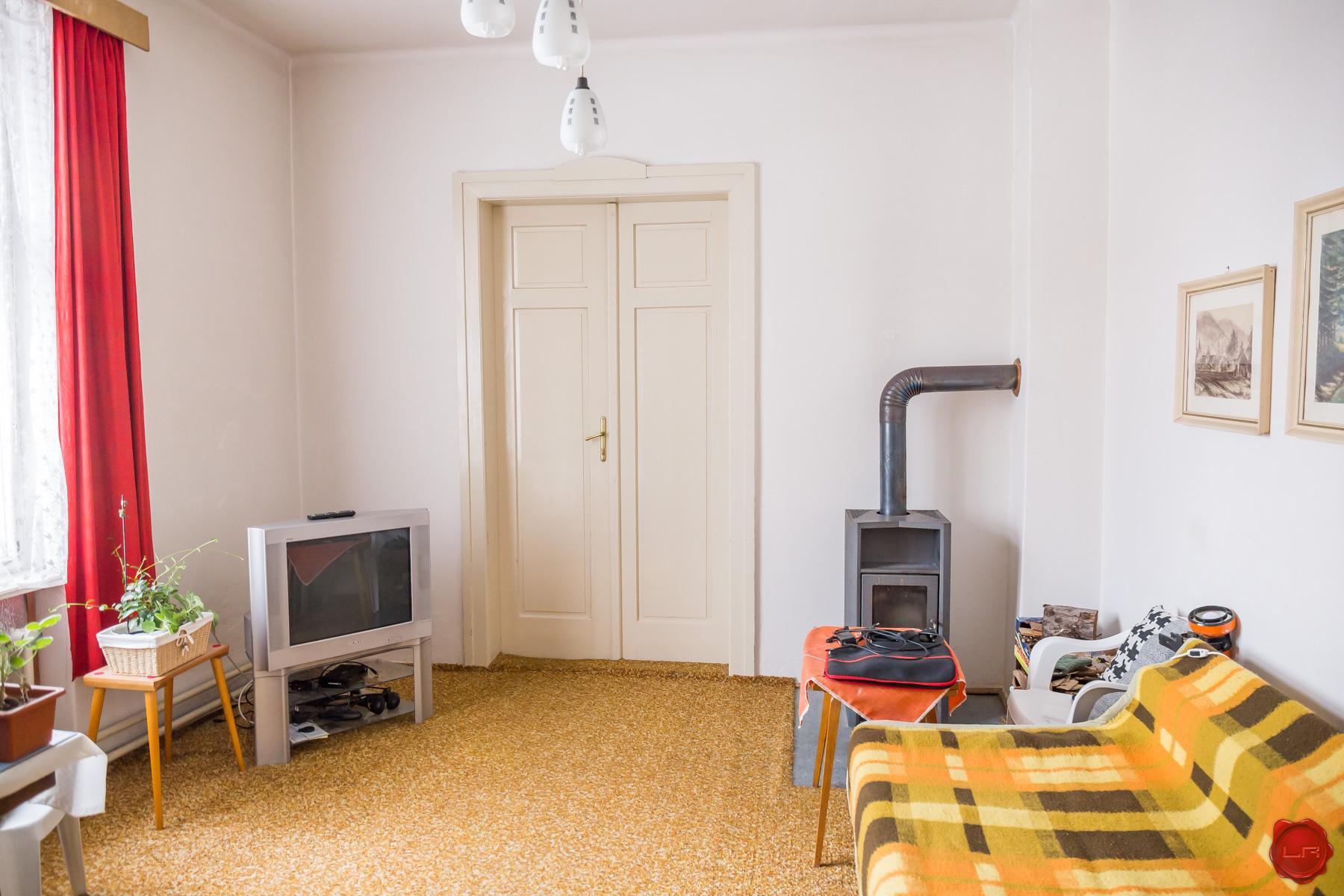 RD s pozemkom (709 m2), centrum Sp. Nová Ves