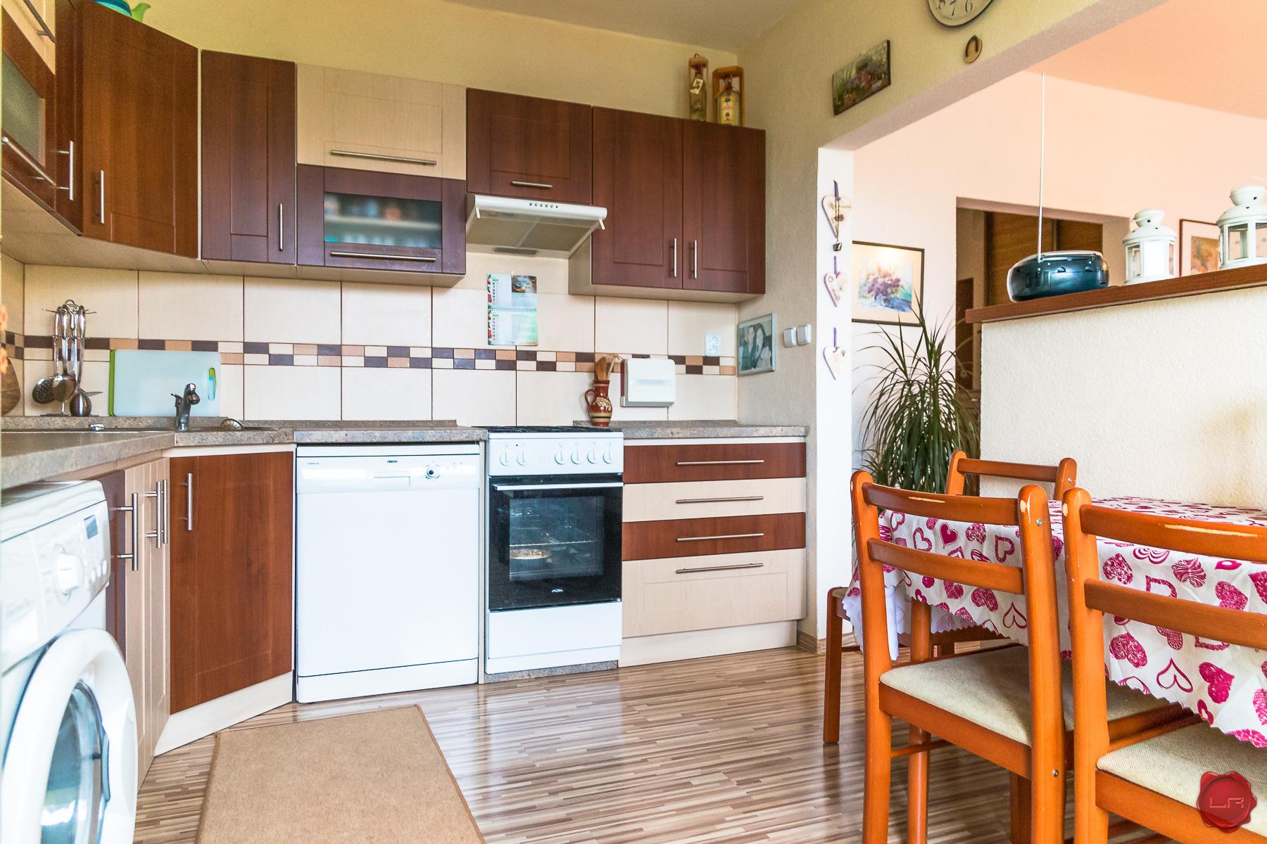 predaný Byt 3+1 (74 m2) s loggiou na sídl. Mier v Sp. Novej Vsi