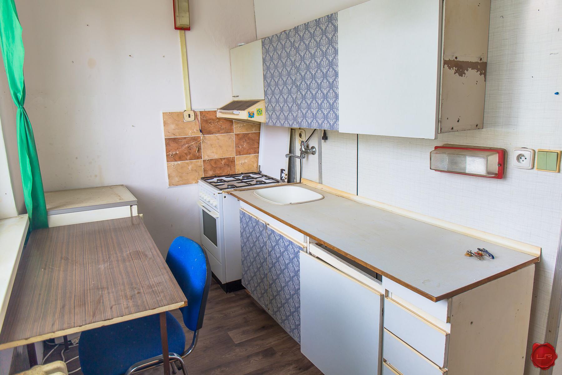 Byt 1+1 (36 m2) sídl. Mier, Sp. Nová Ves