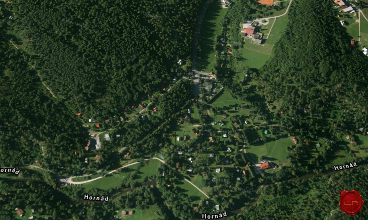 Pozemky Čingov NP Slovenský raj